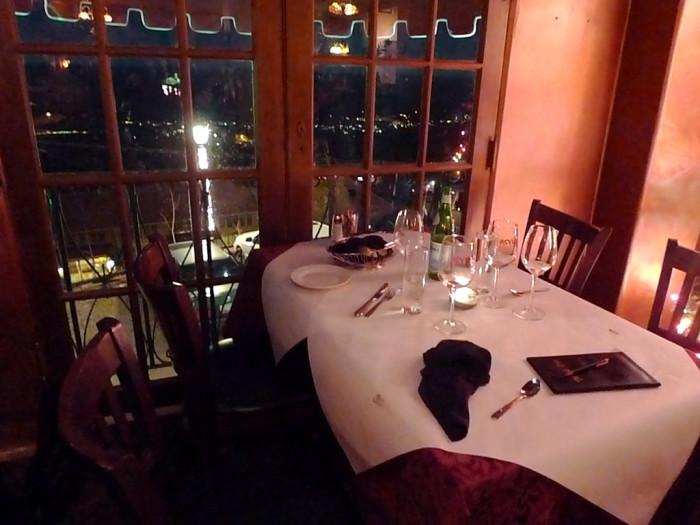 2. The Asylum Restaurant, Jerome