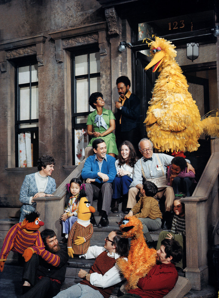 """4. In 1970, """"Sesame Street"""" was banned from the airwaves in the entire state."""
