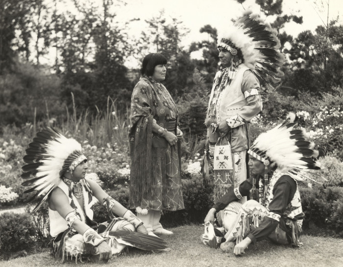 6. Native Peoples