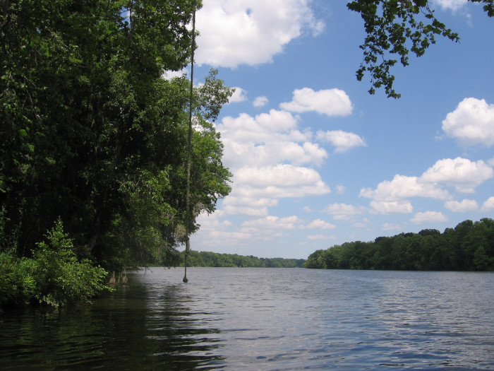 1. The state of Alabama got its name from the Alabama River.