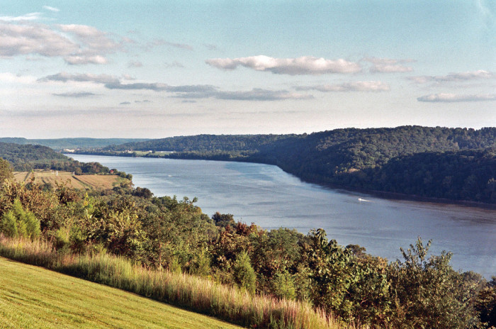 "1. Ohio got its name from the Iroquois word, ""O-Y-O,"" meaning ""great river."""