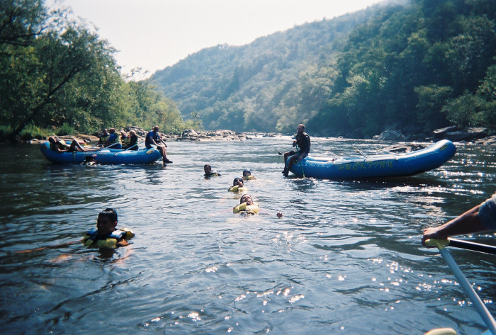 1. French Broad River