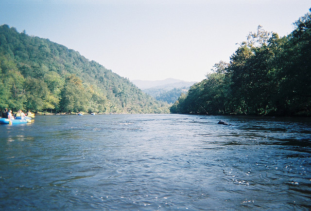 12. French Broad River