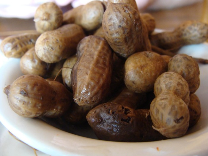 15. Sadly, there would be no boiled peanuts. This is very sad indeed.