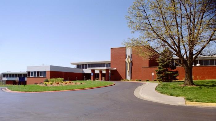 8. Saint John Hospital (Leavenworth)