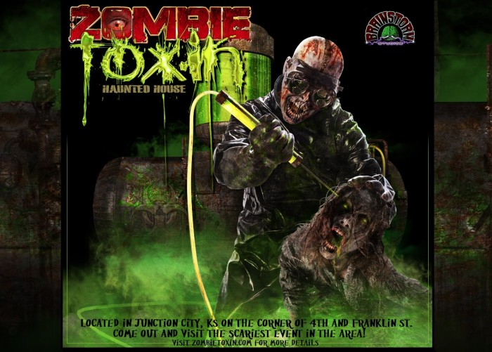 4. Zombie Toxin (Junction City)