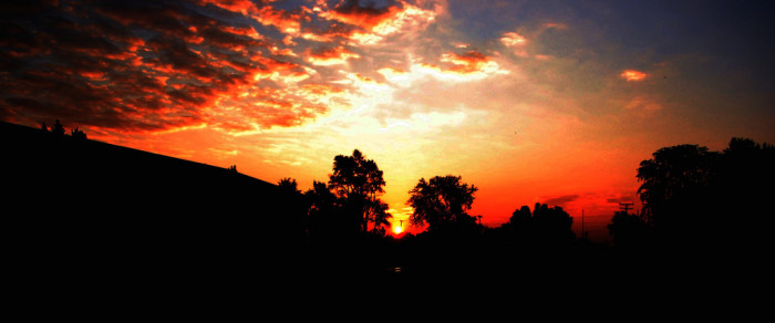 15 Times The Sun Made Indiana The Most Beautiful Place