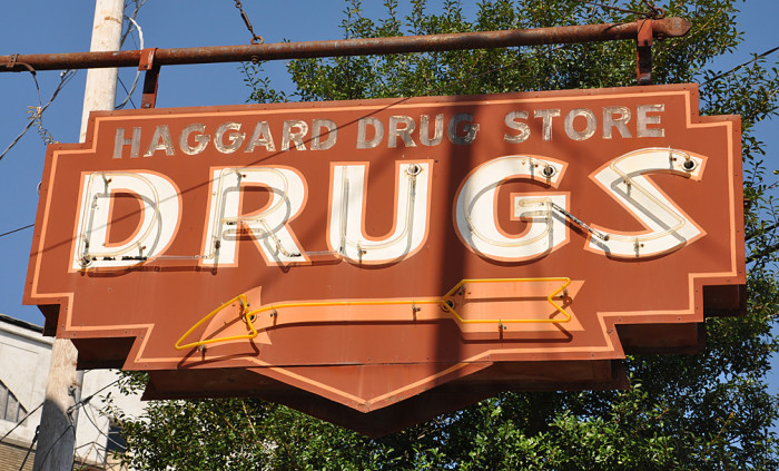 4. The Haggard Drug Store, Clarksdale