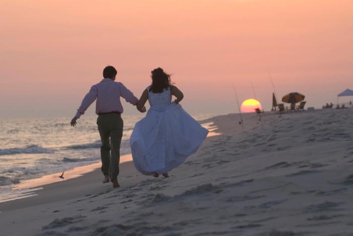 12. Florida Beach Wedding