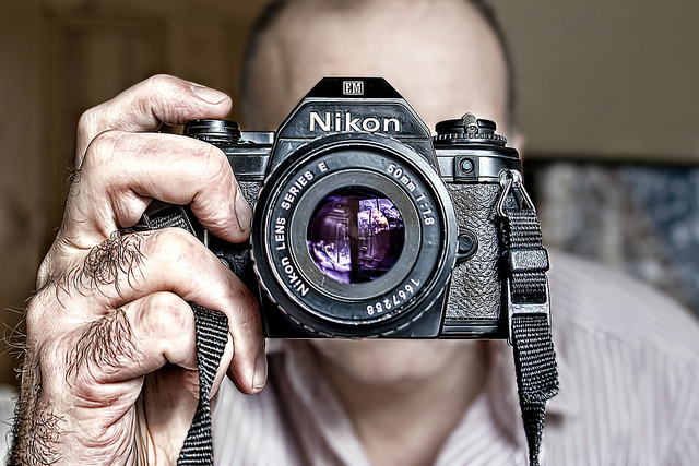 3. You can learn to take the perfect picture.