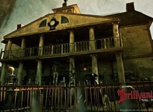 8) Thrillvania Haunted House Park (Terrell)
