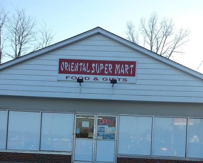 5) Oriental Super Mart - Knoxville