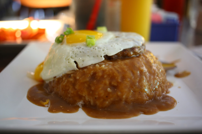5) People from Hawaii will never admit to not loving loco moco, or spam musubi.