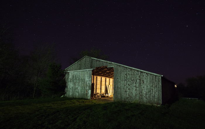 5. Barn in Kirksville