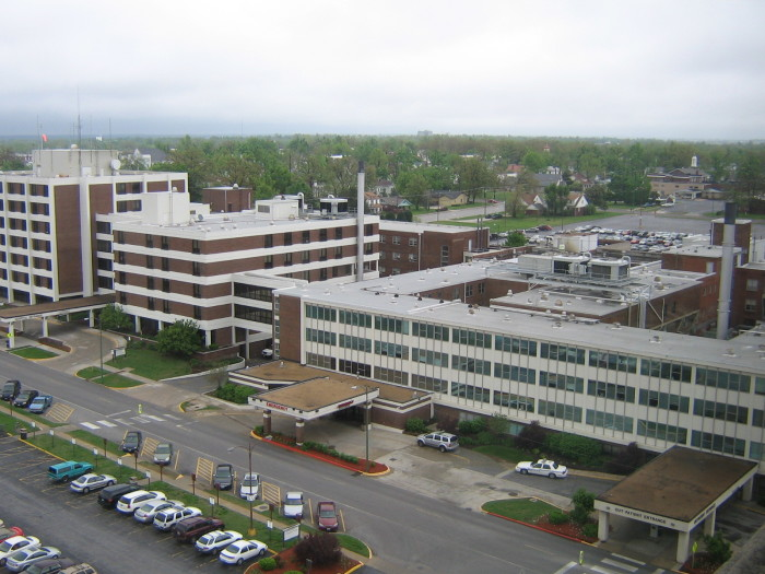 5. CoxHealth Hospital, Springfield