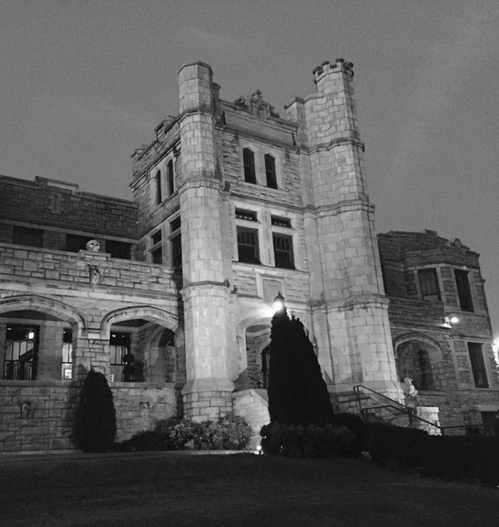 5. Pythian Castle, Springfield