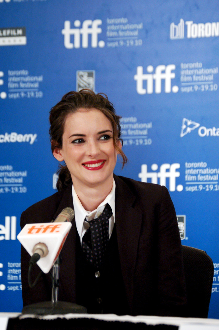 2. Winona Ryder, Olmsted County