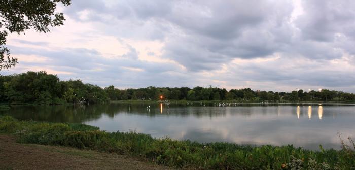 12) Lady Of White Rock Lake