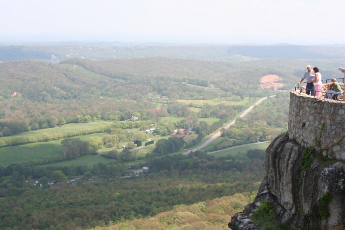 4. Lookout Mountain - Lookout Mountain, GA