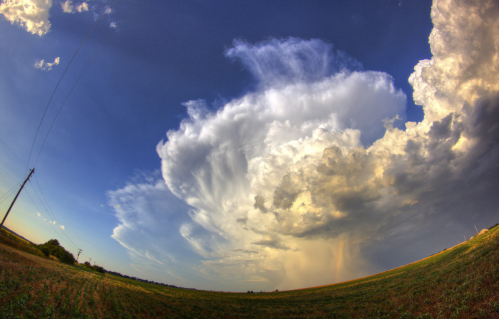 7. Should storms be this stunning?