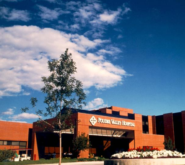 6. Poudre Valley Hospital (Fort Collins)