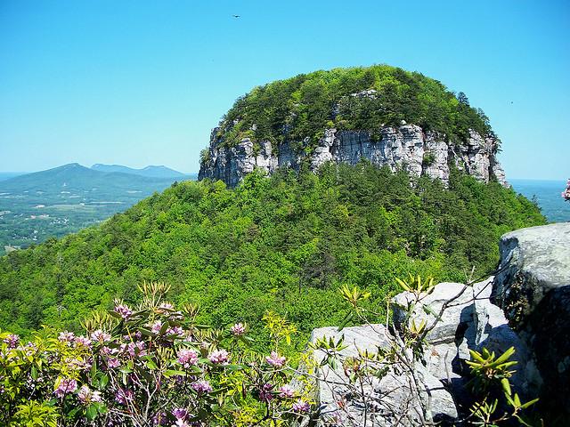 5. Pilot Mountain