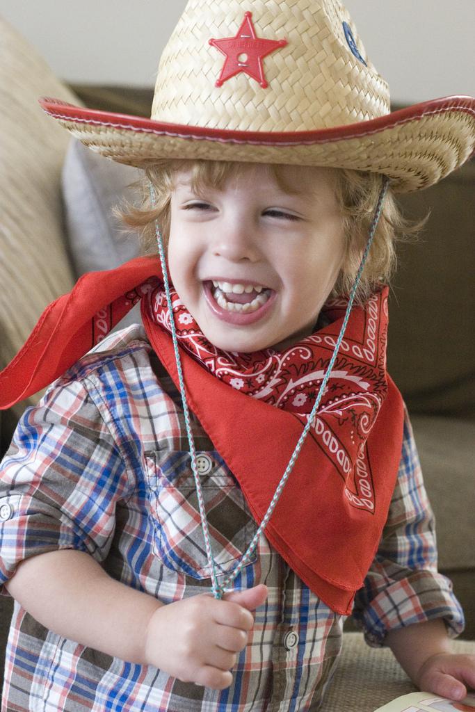 8. Cowboy Costume