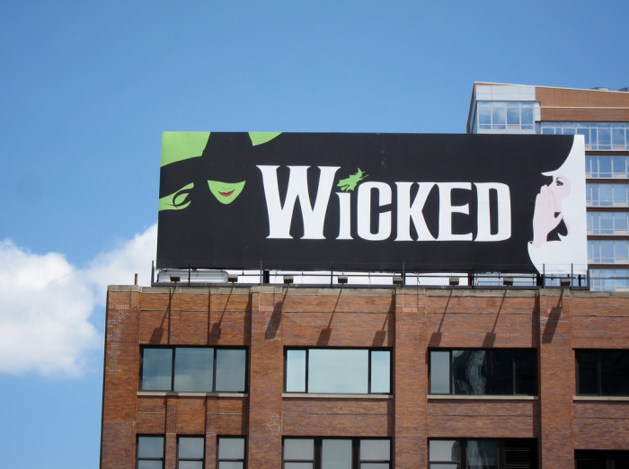 """1. Wicked- This word does not ONLY refer to the play or the book. It is also used to mean """"Awesome"""", """"Amazing"""", and just plain cool."""