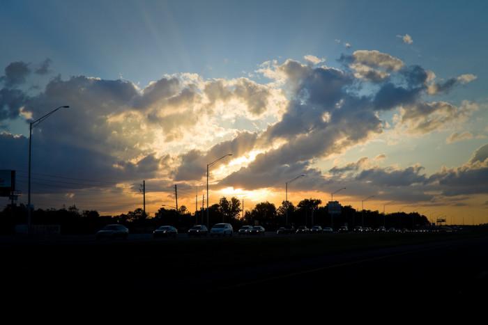 1. I-4, Seminole County