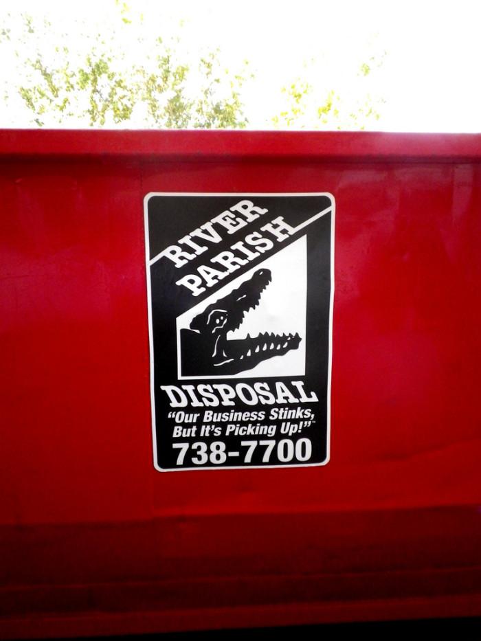 3) River Parish Disposal