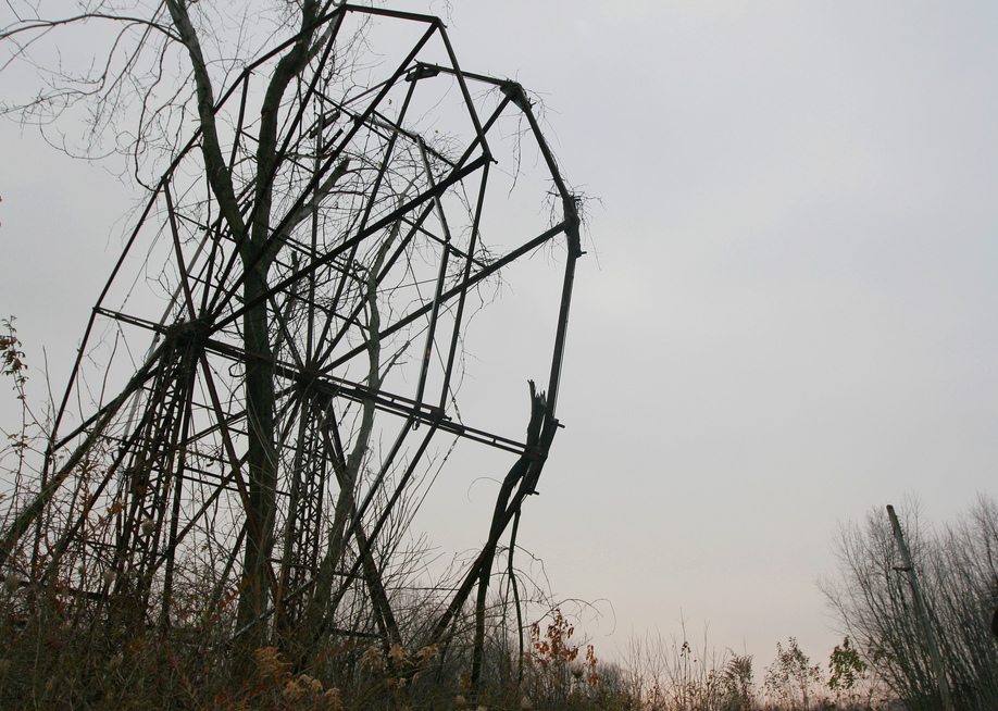 Abandoned Chippewa Lake Amusement Park In Ohio