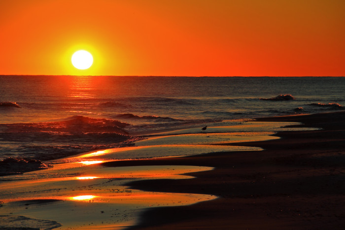 2. Nothing compares to a marvelous Gulf Shores sunset.