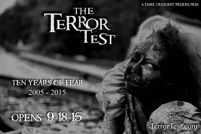 3. The Terror Test, Lumberton