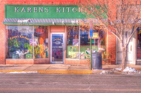 10. Karen's Kitchen (Newton)