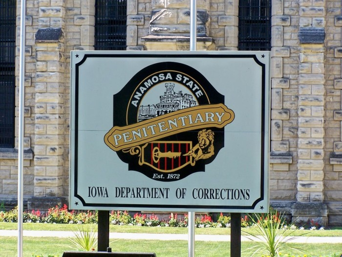 5. In 2007, Anamosa State Penitentiary had to spend $6,000 to replace all of its locks because a retired guard auctioned off his guard keys for $12, and the locks that the keys were meant for may have still been in use.