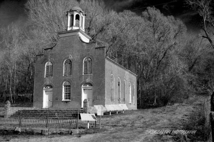 5. Ghost Town of Rodney, Lorman