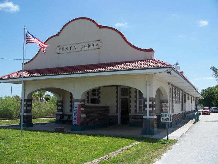 5. Punta Gorda