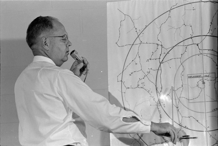 5. The country's only nuclear tests east of the Rocky Mountains took place in Lamar County.