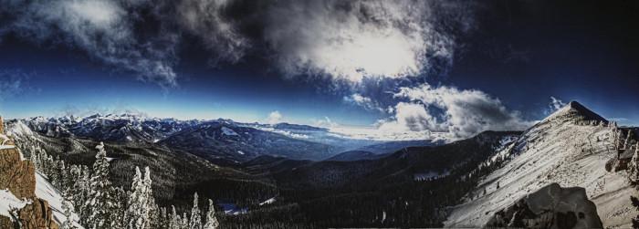 15. Wolf Creek Ski Area