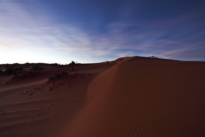 4. Coral Pink Sand Dunes