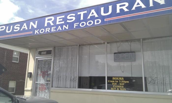 8. Pusan Diner (Junction City)
