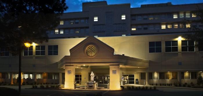 4) St. Francis Medical Center, Monroe