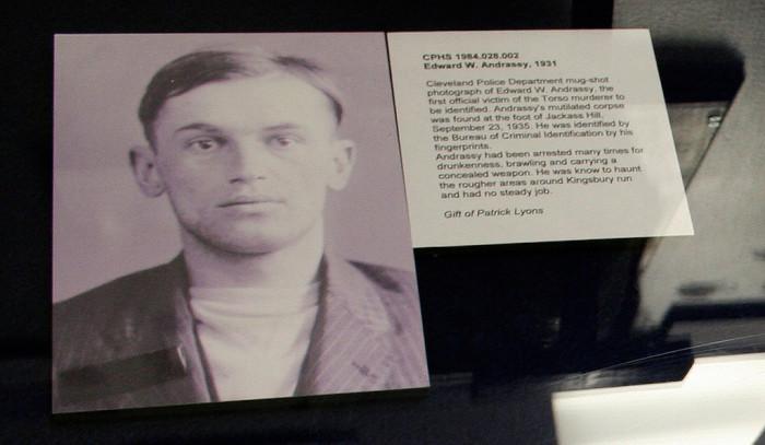 "6. The Butcher of Kingsbury Run (""Cleveland Torso Murderer"")"