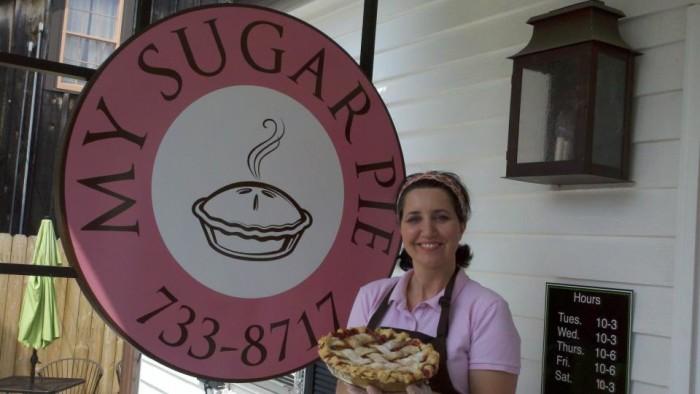 1. My Sugar Pie