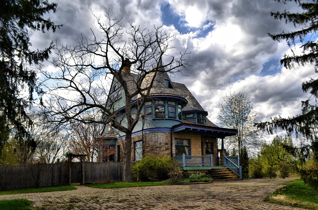 Creepy Houses In Ohio That Could Be Haunted