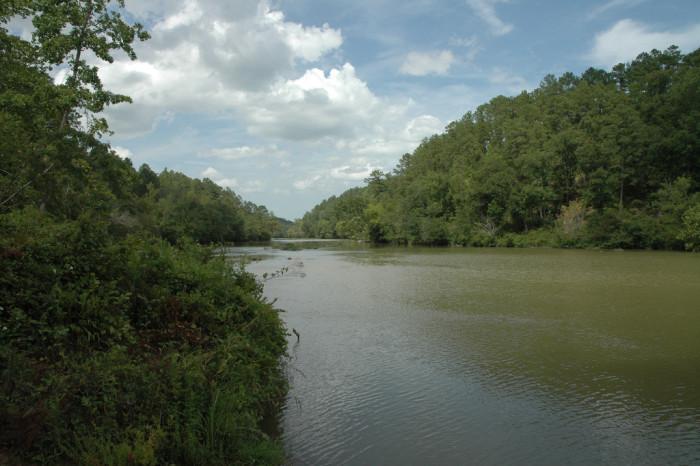 8. Cahaba River
