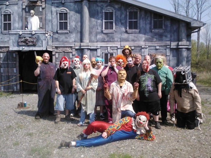 7. Fear Forest Haunted House and Hayride (Lordstown)