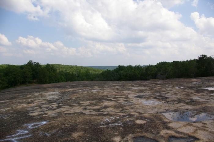 8. 40 Acre Rock