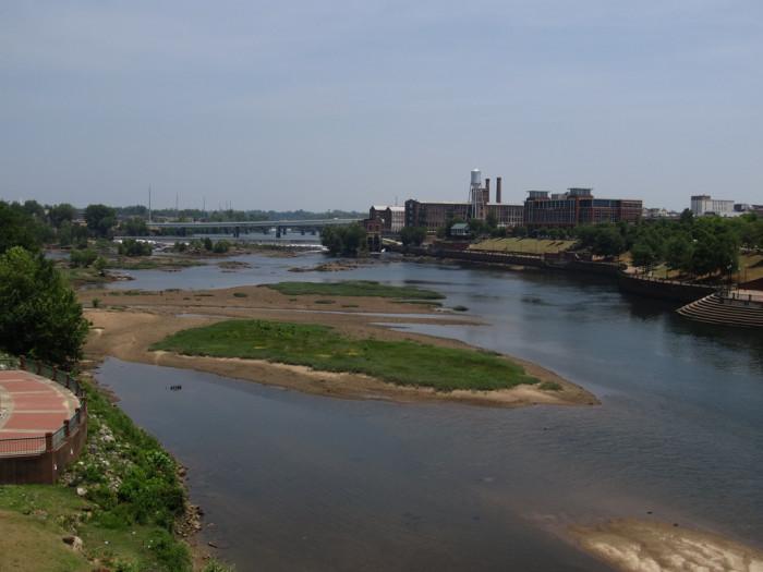 10. Chattahoochee River