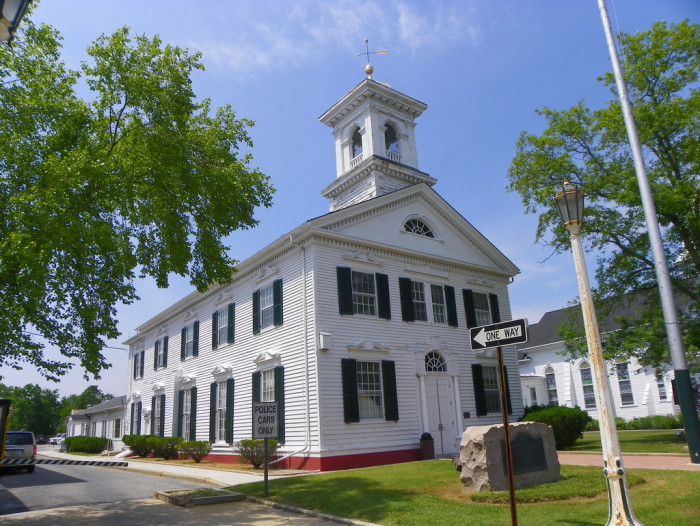 4. Cape May Court House